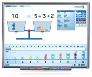 Software for Interactive Whiteboard - multi user