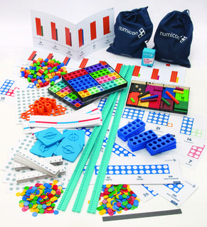 Apparatus Pack B Class set