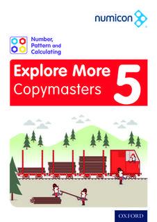 NPC 5 Explore More Copymasters