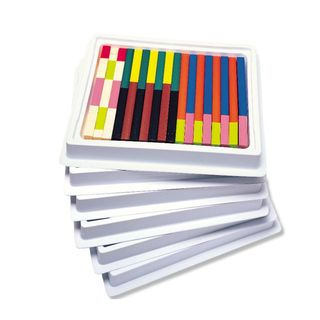 Wooden Cuisenaire® Rods Classroom Set