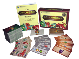 Dragonistics Mathematics Resource