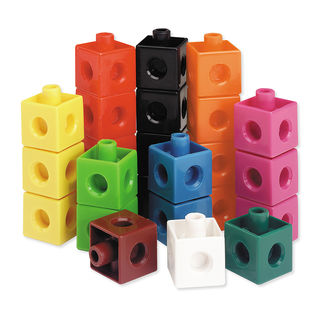 Snap Cubes - set of 100