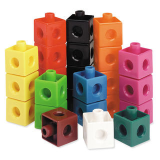 Snap Cubes - set of 500