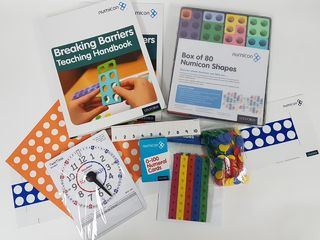 Breaking Barriers Introduction Pack for Older Children