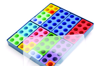 Box of 80 Numicon Shapes - Coloured