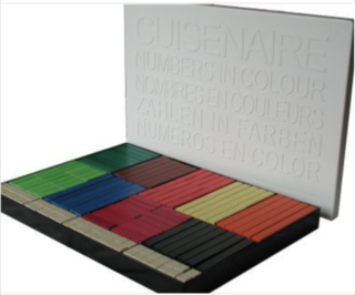Cuisenaire Rods- Group