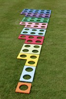 Large Foam Numicon Shapes