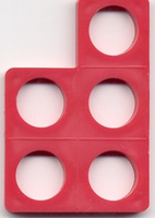 Numicon 5-Shapes