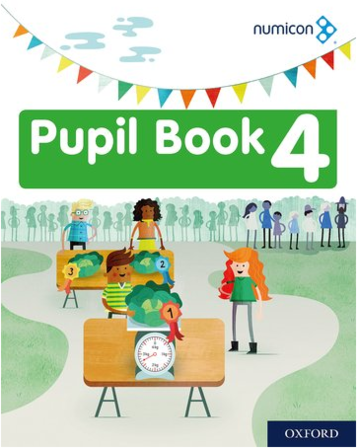 Pupil Book 4 - Pack of 15