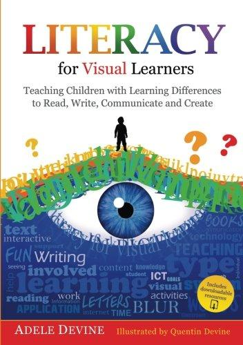 Literacy for Visual Learners by Quentin Devine
