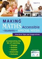 Making Maths Accessible to Students with Special Needs - 5 to 7 year olds