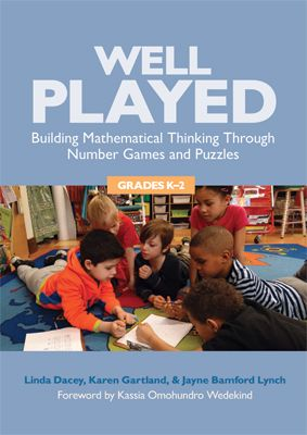 Well Played - Building Mathematical Thinking Through Number Games and Puzzles - Year 0 - 2