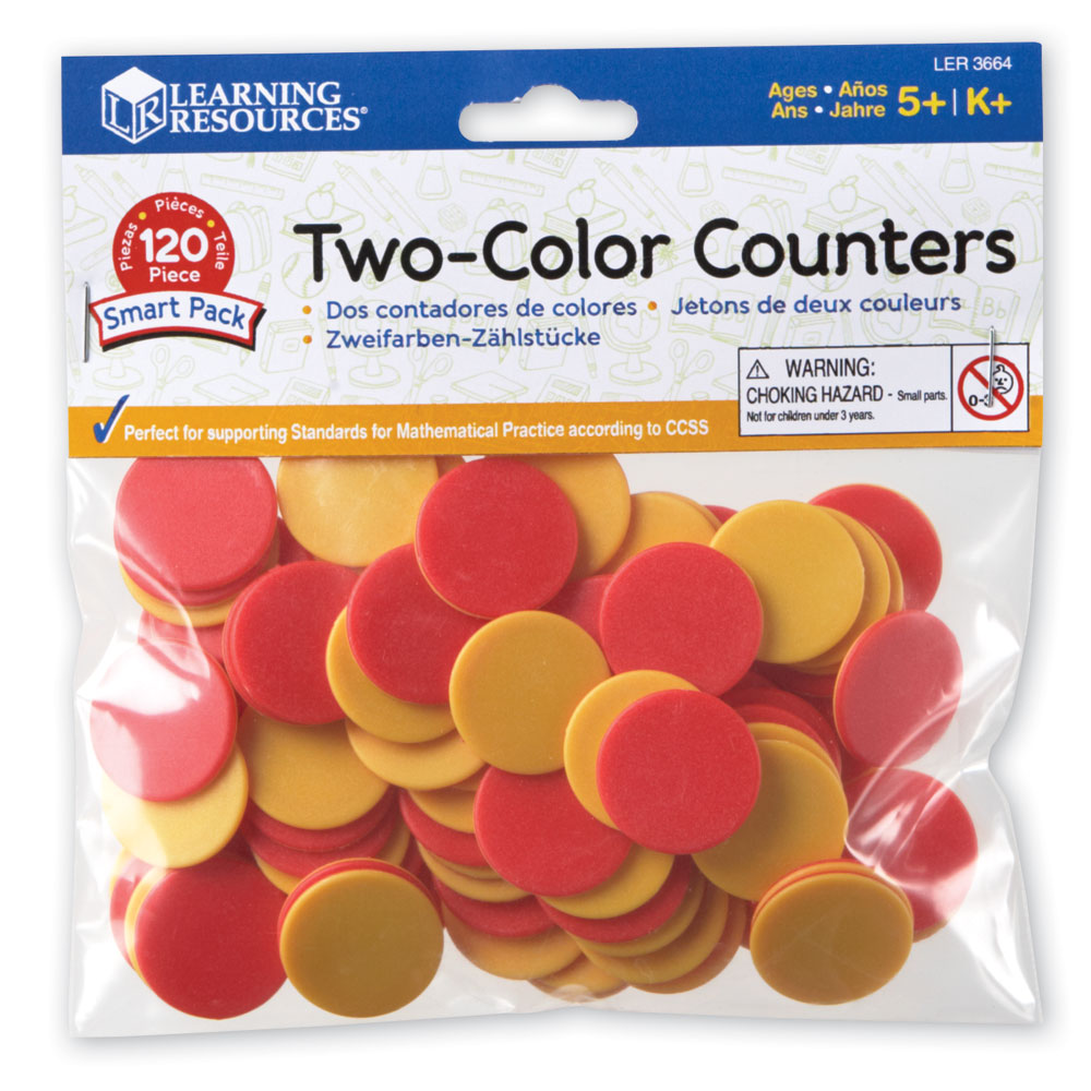 Two-Color Counters Smart Pack