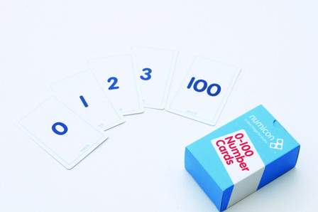 Numeral Cards